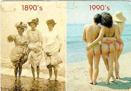 100 vuotta muuttaa paljon