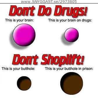Älä käytä huumeita