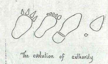 Evoluution jalanjäljet
