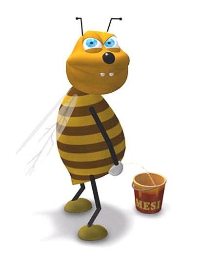 Miksi hunaja on niin kauniin kullankeltaista?