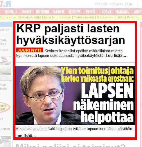 Iltalehti 8.2.2007