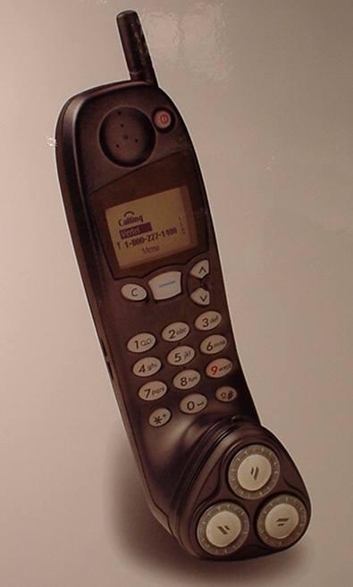 Lisävaruste Nokian puhelimeen