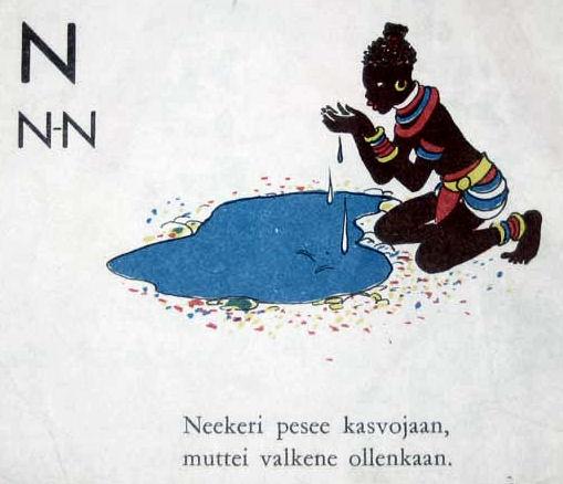 Neekeri (vanha aapinen)